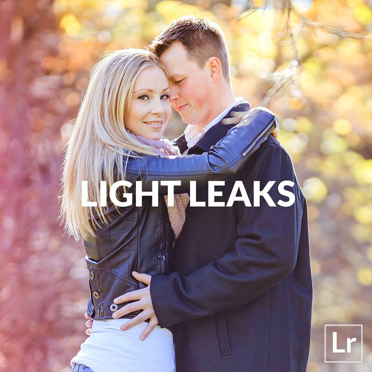Beautiful-Lightroom-Presets-Light Leak-Collection