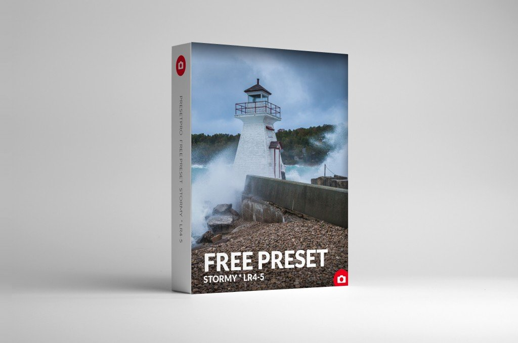 Lightroom Presets STORMY-BOX