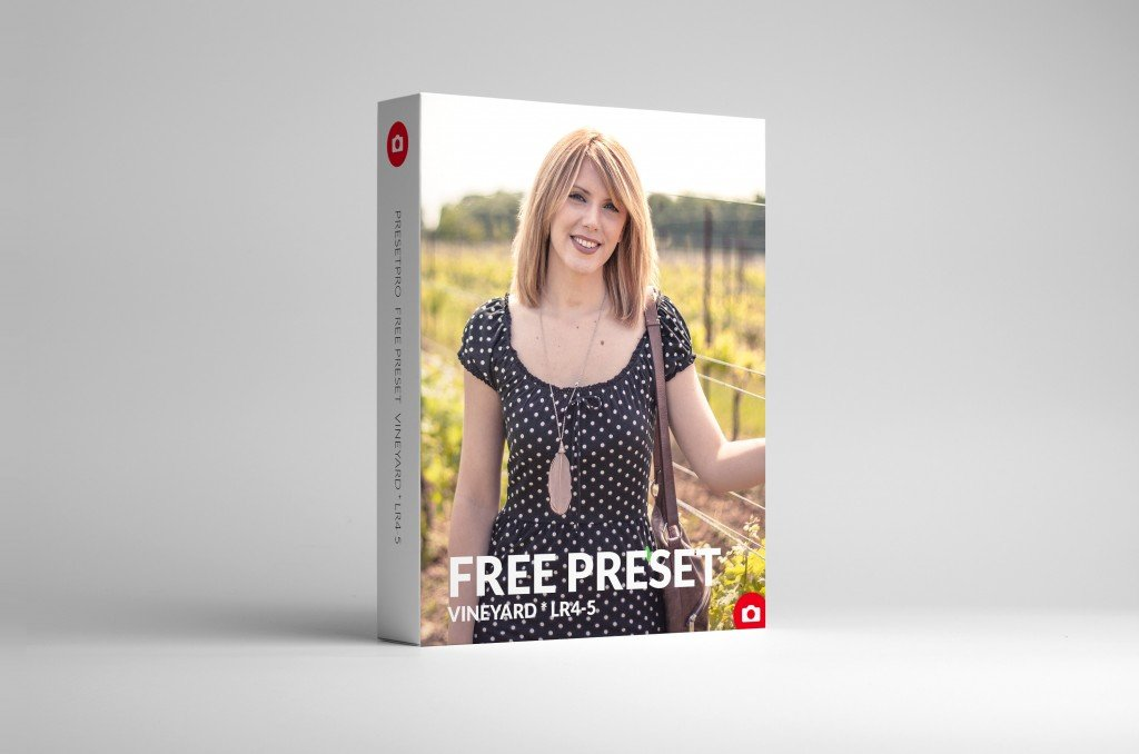 Lightroom Presets Vineyard-Box
