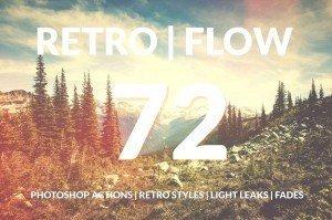 Retro Flow Sample