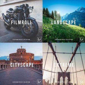 Presetpro.com-Lightroom-Landscape-Bundle-FilmRoll-Landscape-Cityscape-Extreme