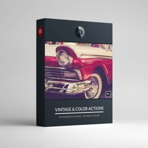 VINTAGE & COLOR ACTIONS New