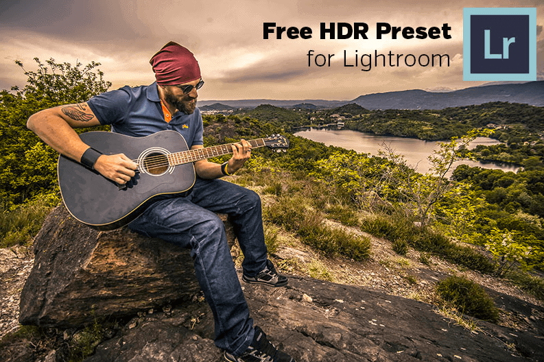 Free HDR Preset for Lightroom from photographypla.net