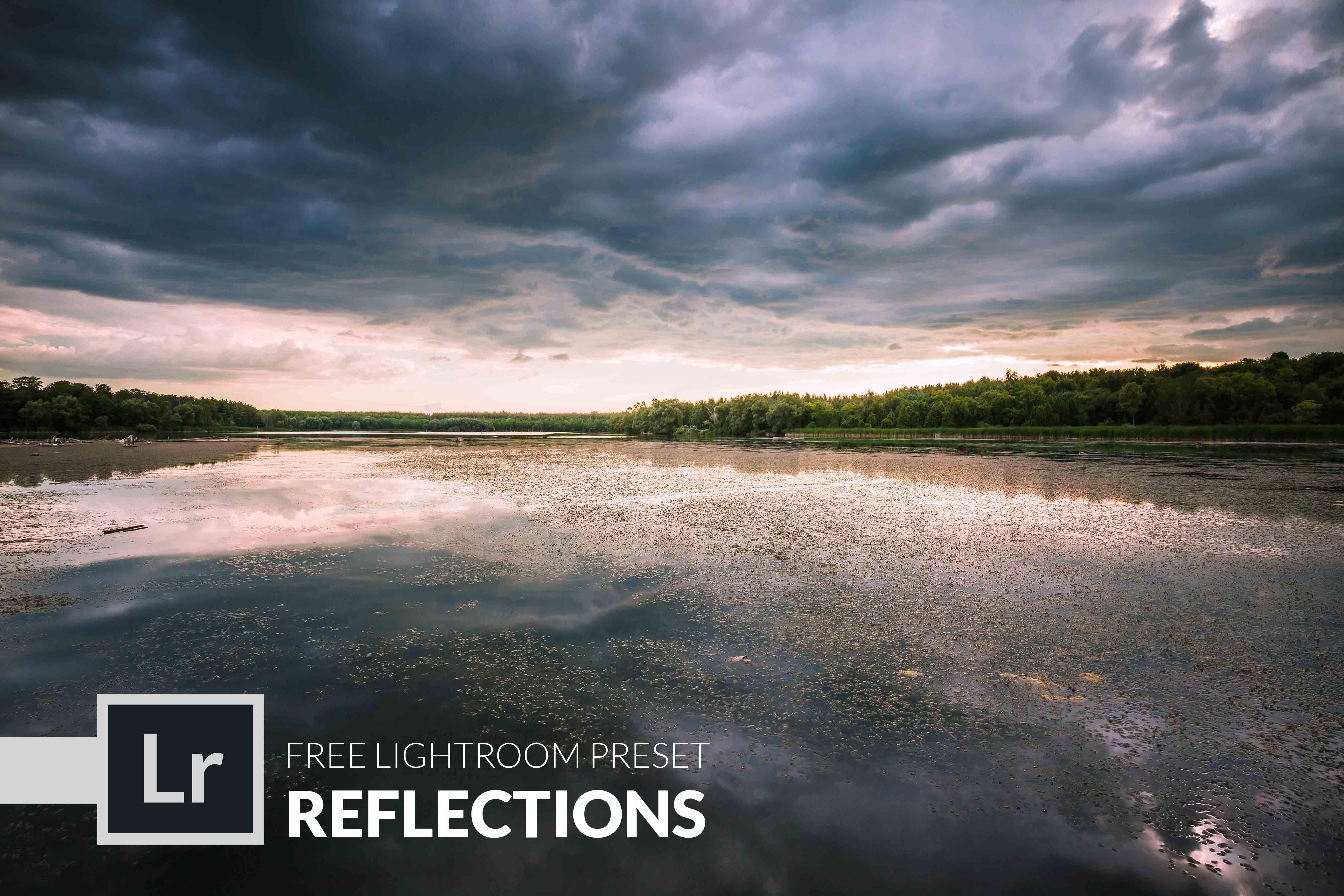 Free Lightroom Preset Reflections