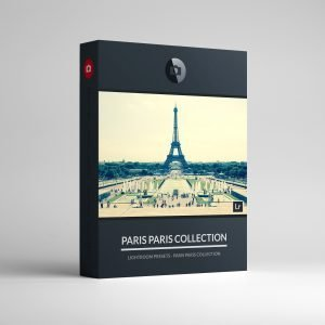 Beautiful Lightroom Presets | Paris Collection