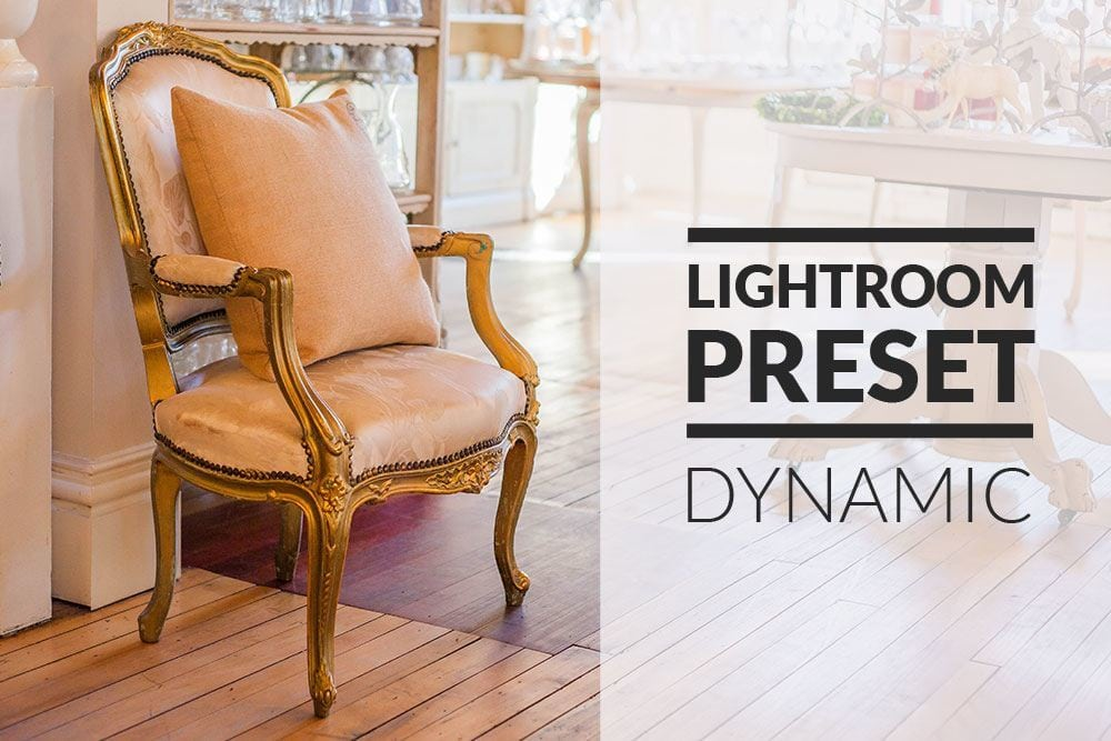 Creative Flow Lightroom Preset - Dynamic iii