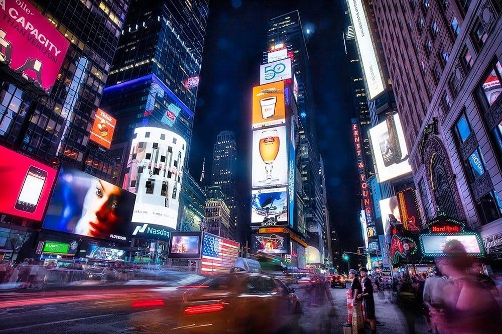 Creative Edit: NYC New Years - Tim Martin