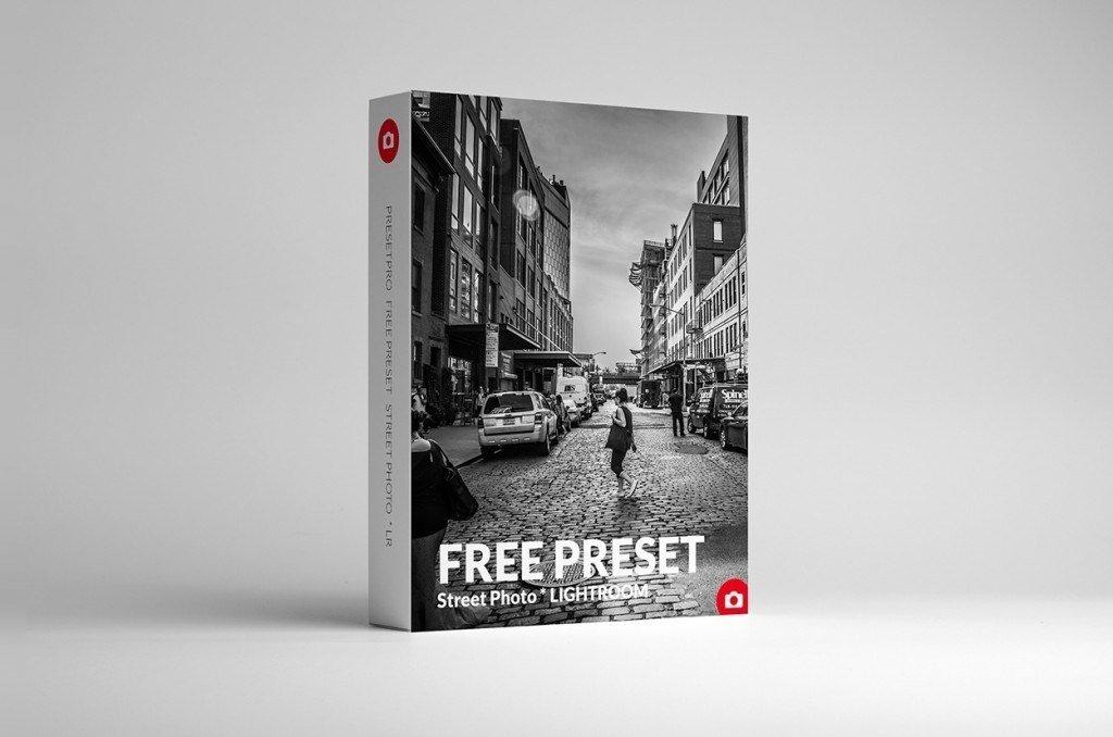 Free Lightroom Preset Street Photo