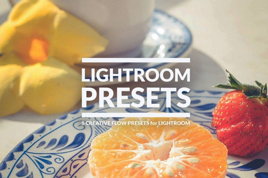 How To Clear Light Room Preset From Pic