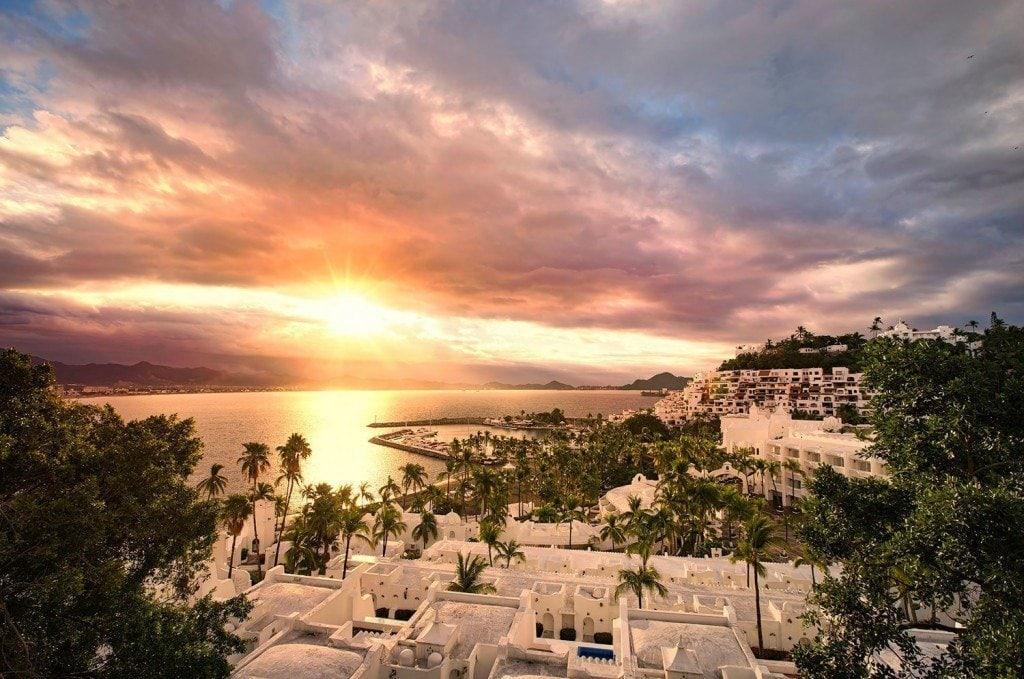 Creative Edit: Catching The Sunrise - Tim Martin