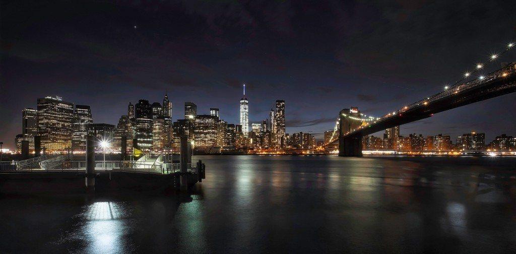 Creative Edit: Brooklyn Night - Tim Martin