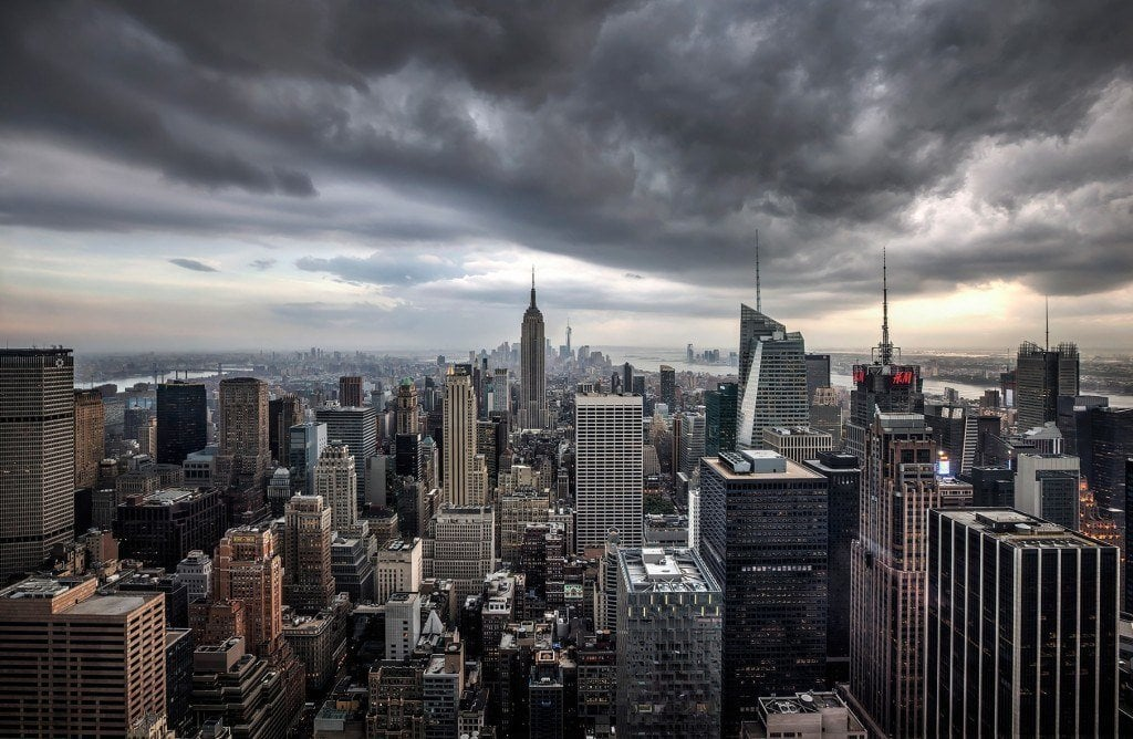 Creative Edit: Dynamic New York Tim Martin