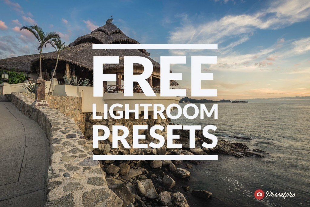 Free Lightroom Preset Coastal Color Presetpro.com