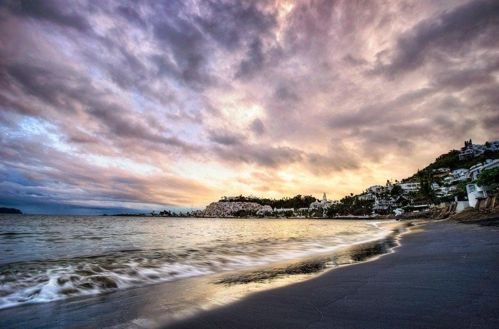 Creative Edit: The Beach - Tim Martin