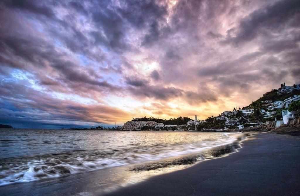 Creative Edit: The Beach Color - Tim Martin