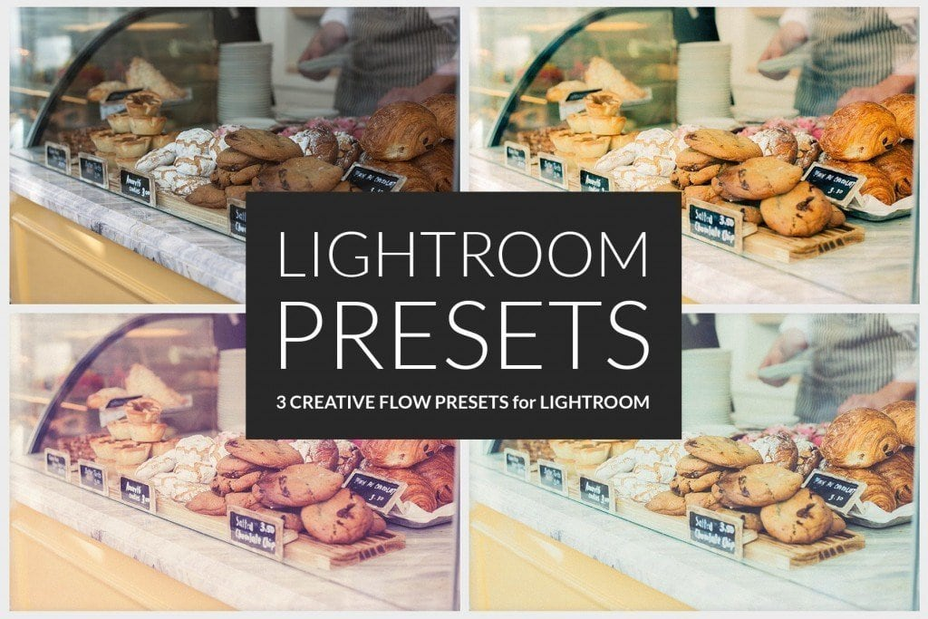 Beautiful Lightroom Presets and Brushes Vintage-Bakery