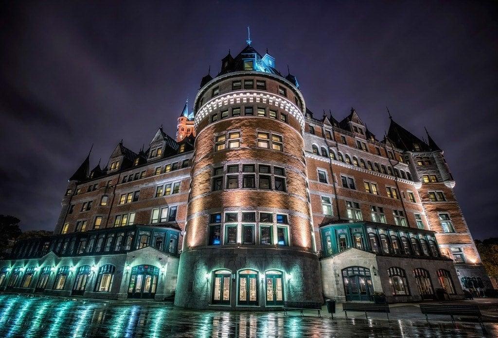 Creative Edit: Castle of Lights - Tim Martin