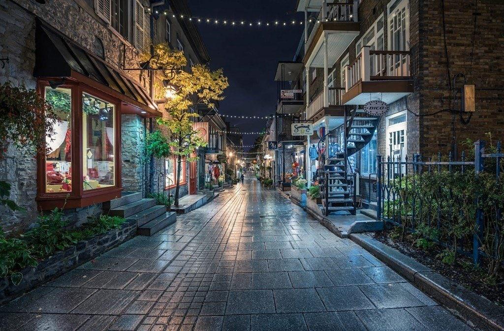 Creative Edit: Nice Night for a Walk - Tim Martin
