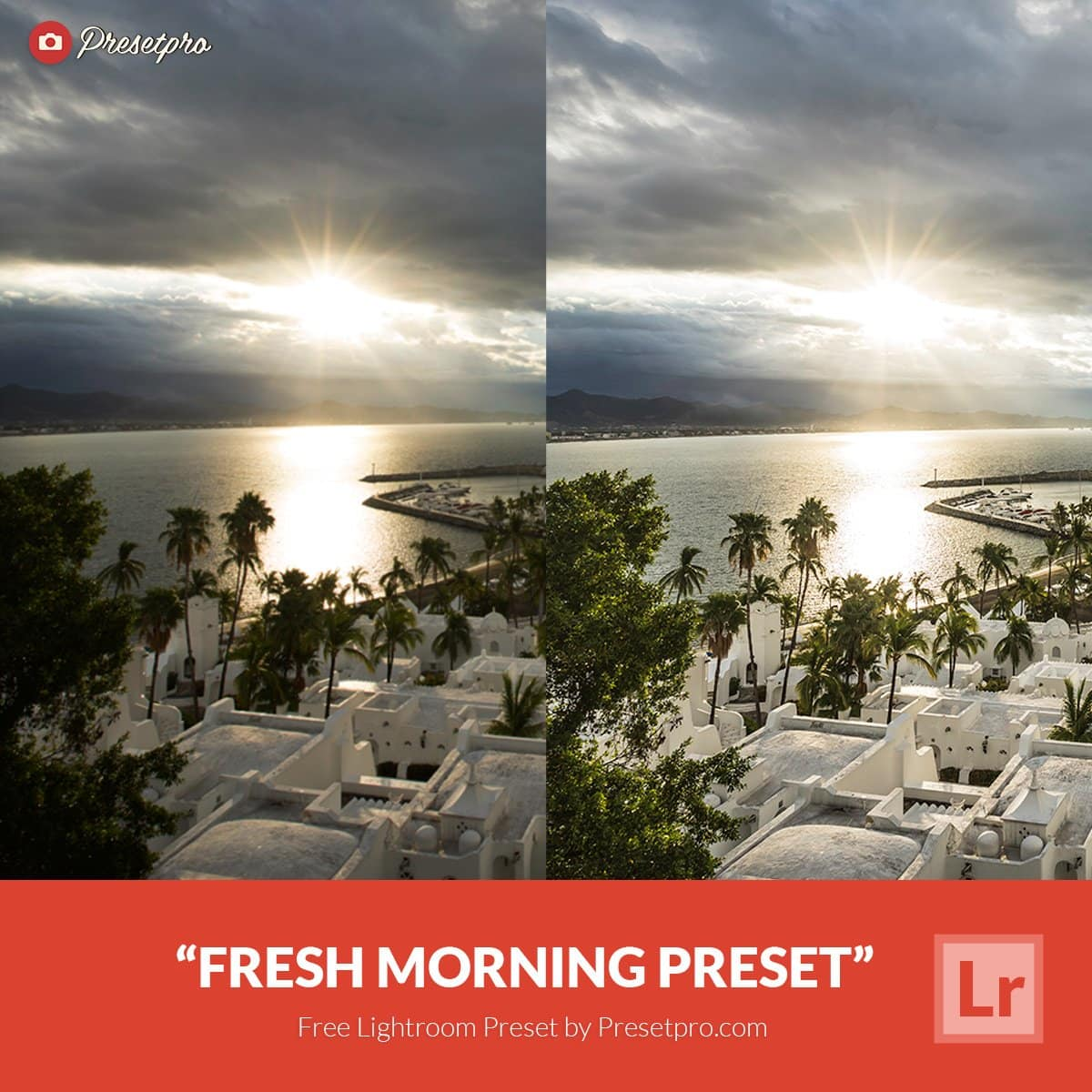 Presetpro Free Lightroom Preset Quot Fresh Morning Quot