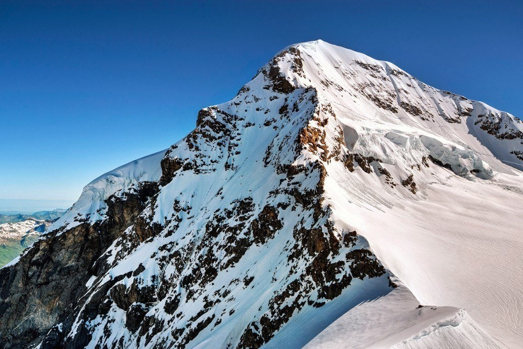 Creative Edit: Mountain Peak - Tim Martin