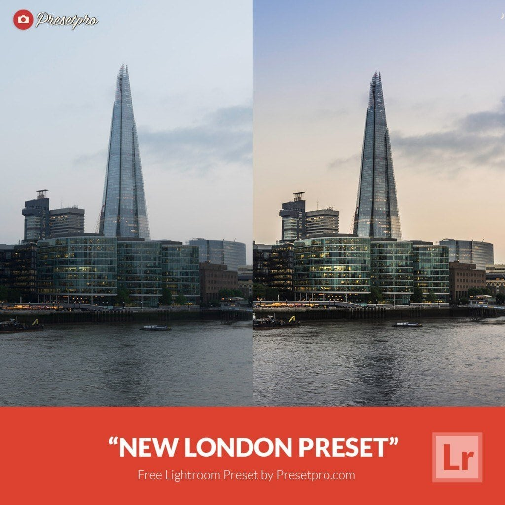 how to add presets to light room