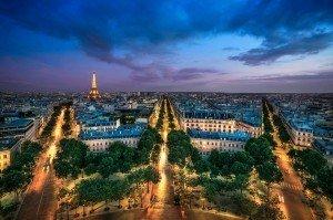 HDR-Photography-Paris-Lights