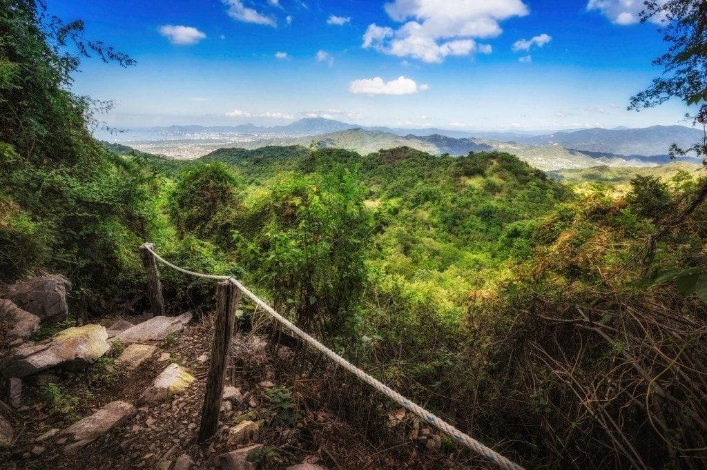 Weekly Photo - The Tarantula Trail