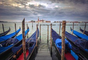 HDR-Photography Early Morning in Venice