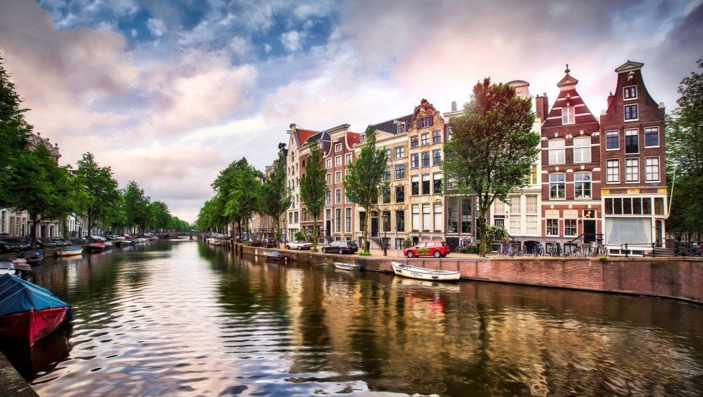 HDR-Photography-Painting-the-Town-Amsterdam
