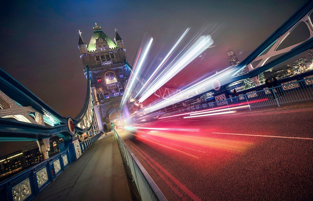 HDR-Photography-The-Lights-of-Tower-Bridge
