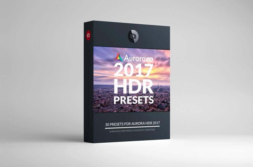 Presetpro Pack for Aurora HDR 2017