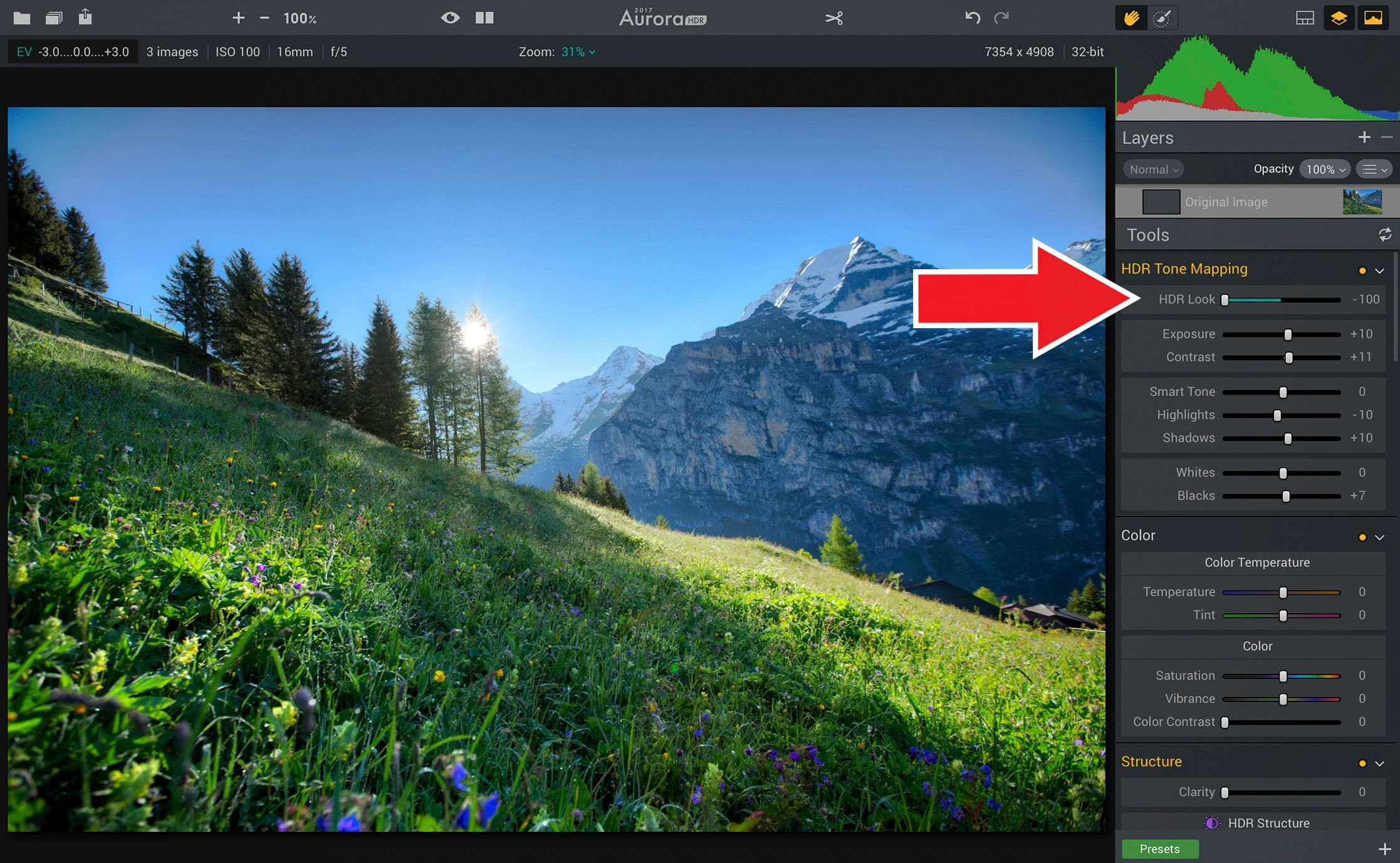 Aurora HDR Software for Mac and Free Presets HDR Look