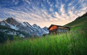 HDR-Photography-Mountain-Clouds
