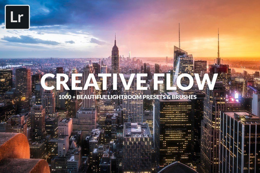 2017 Creative Flow Beautiful Lightroom Presets and Brushes