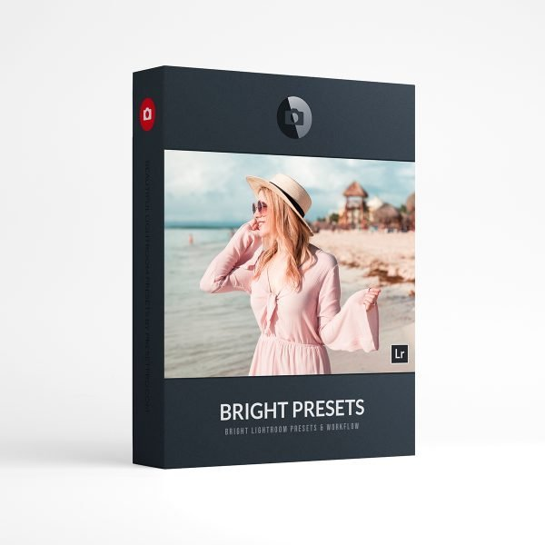 Light, Bright and Airy Presets for Lightroom - Bright Collection Presetpro.com