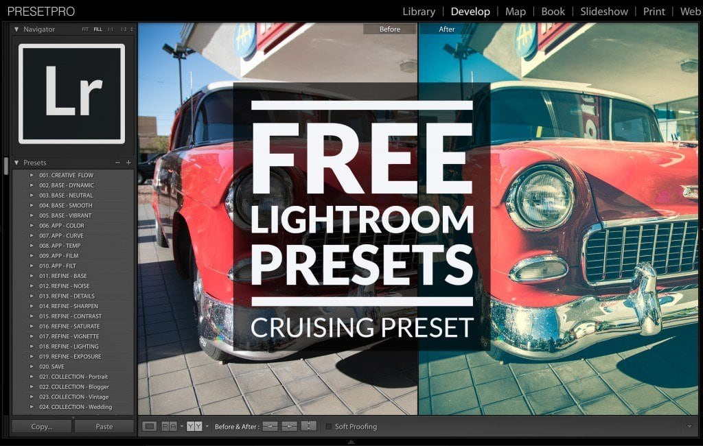 Free-Lightroom-Preset-Cruising-Cover