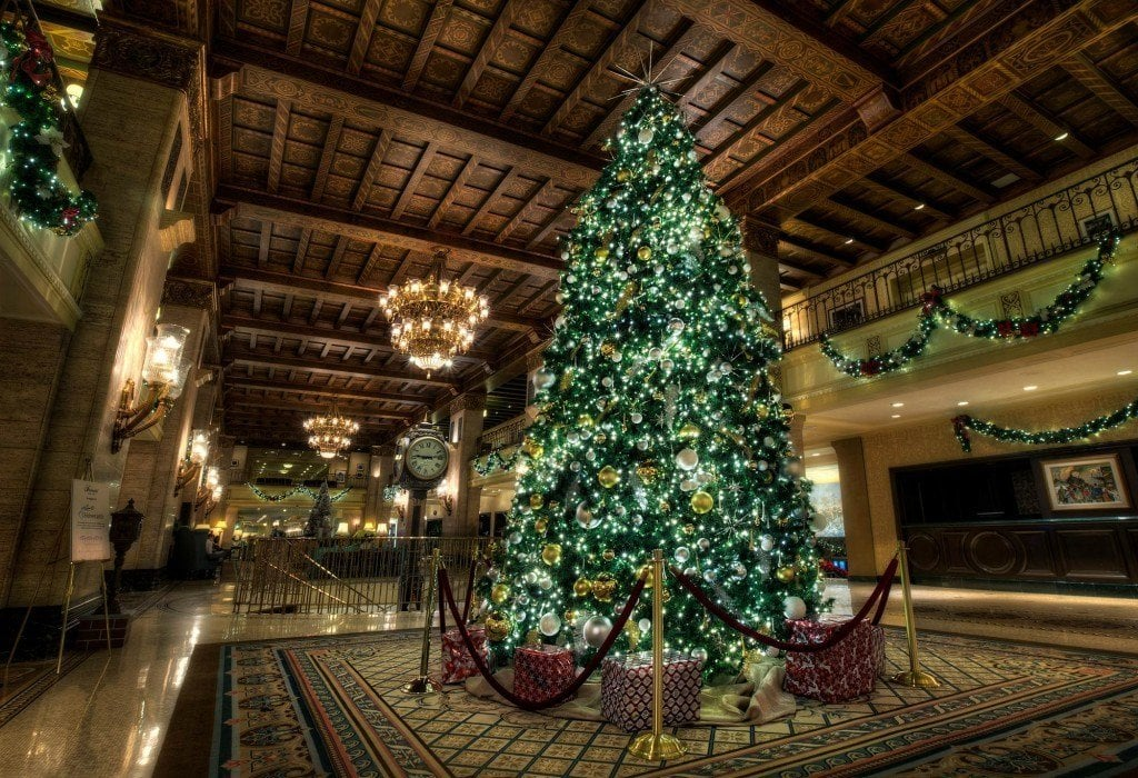 HDR-Photography-Royal-Christmas-Tree