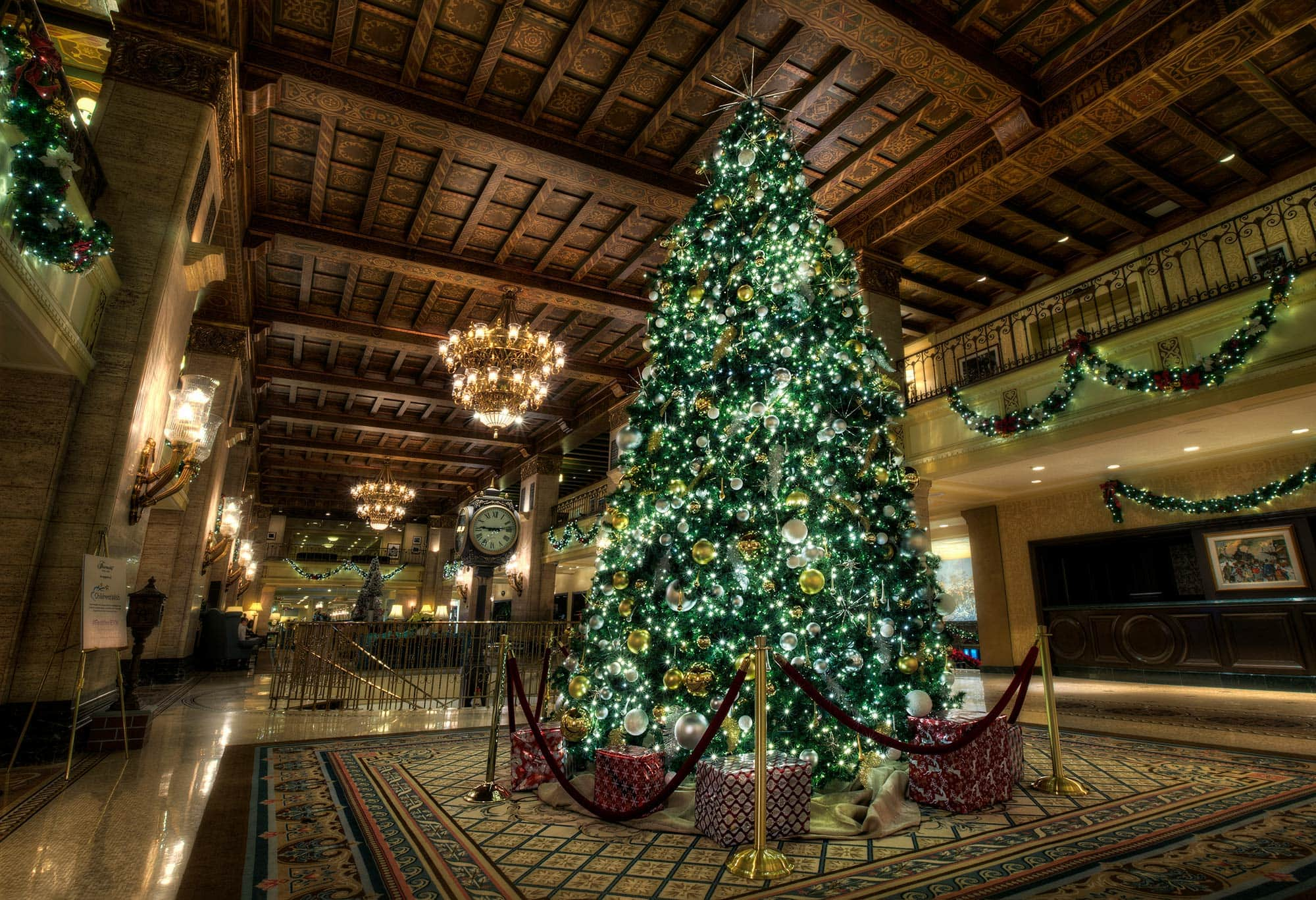 Christmas Wish Tree