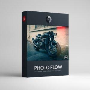 Presetpro Photoshop Actions Photo Flow Box