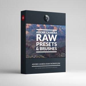 Presetpro Adobe Camera RAW Presets and Brushes