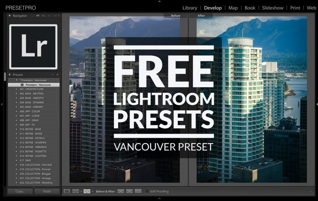 Free-Lightroom-Preset-Vancouver-Preset-Cover