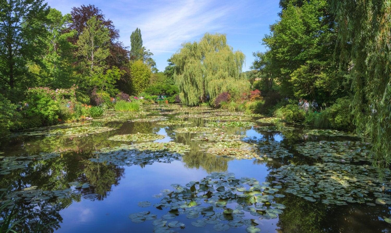 Presetpro Blending Light Hdr Photography Monet S Pond