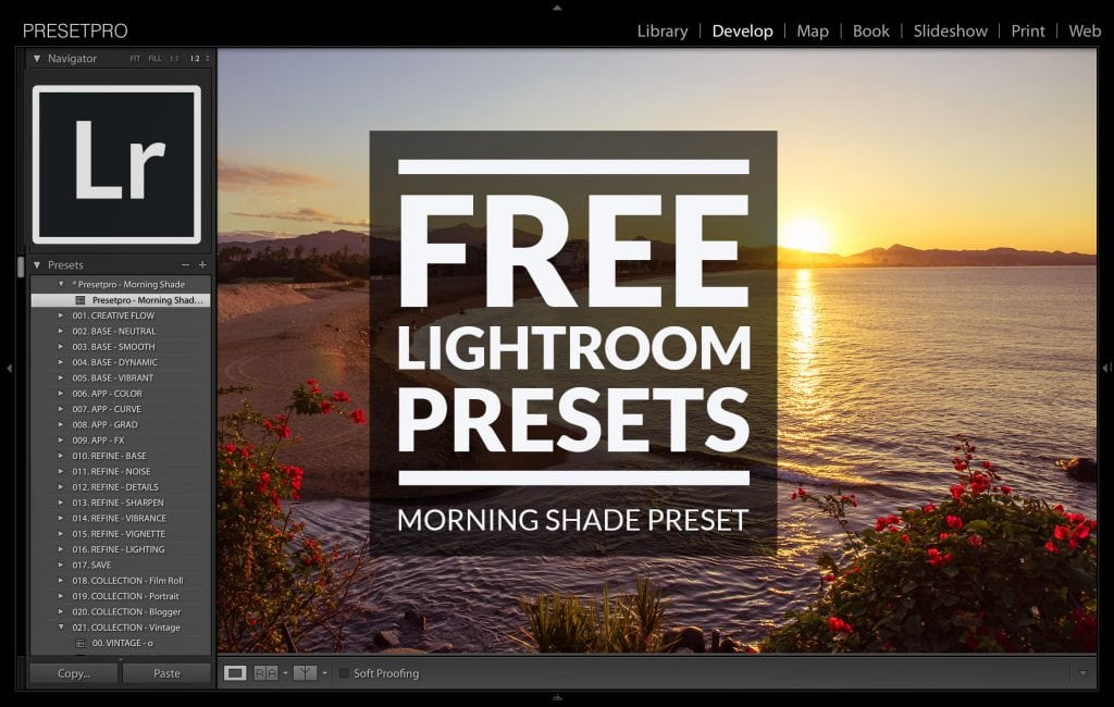 Free-Lightroom-Preset-Morning-Shade-Cover