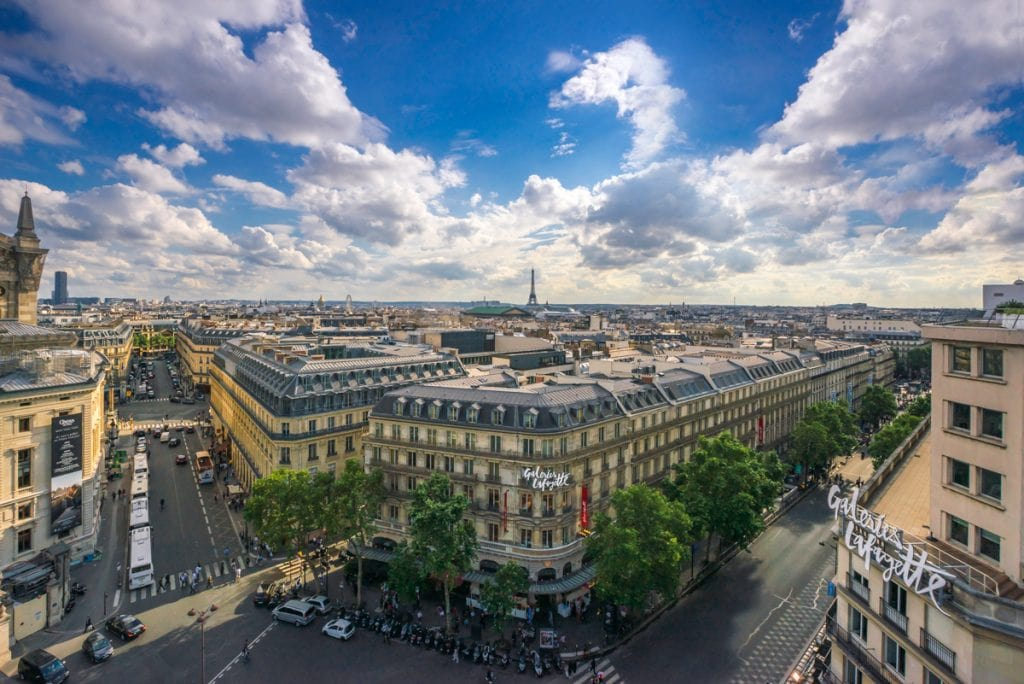 HDR-Photography-Sunny-View-in-Paris