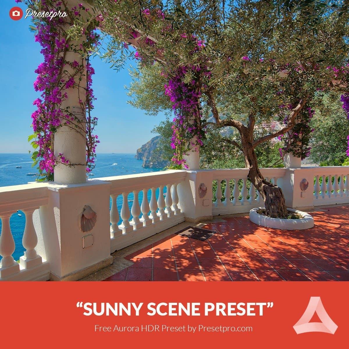 Free-Aurora-HDR-Sunny-Scene Presetpro