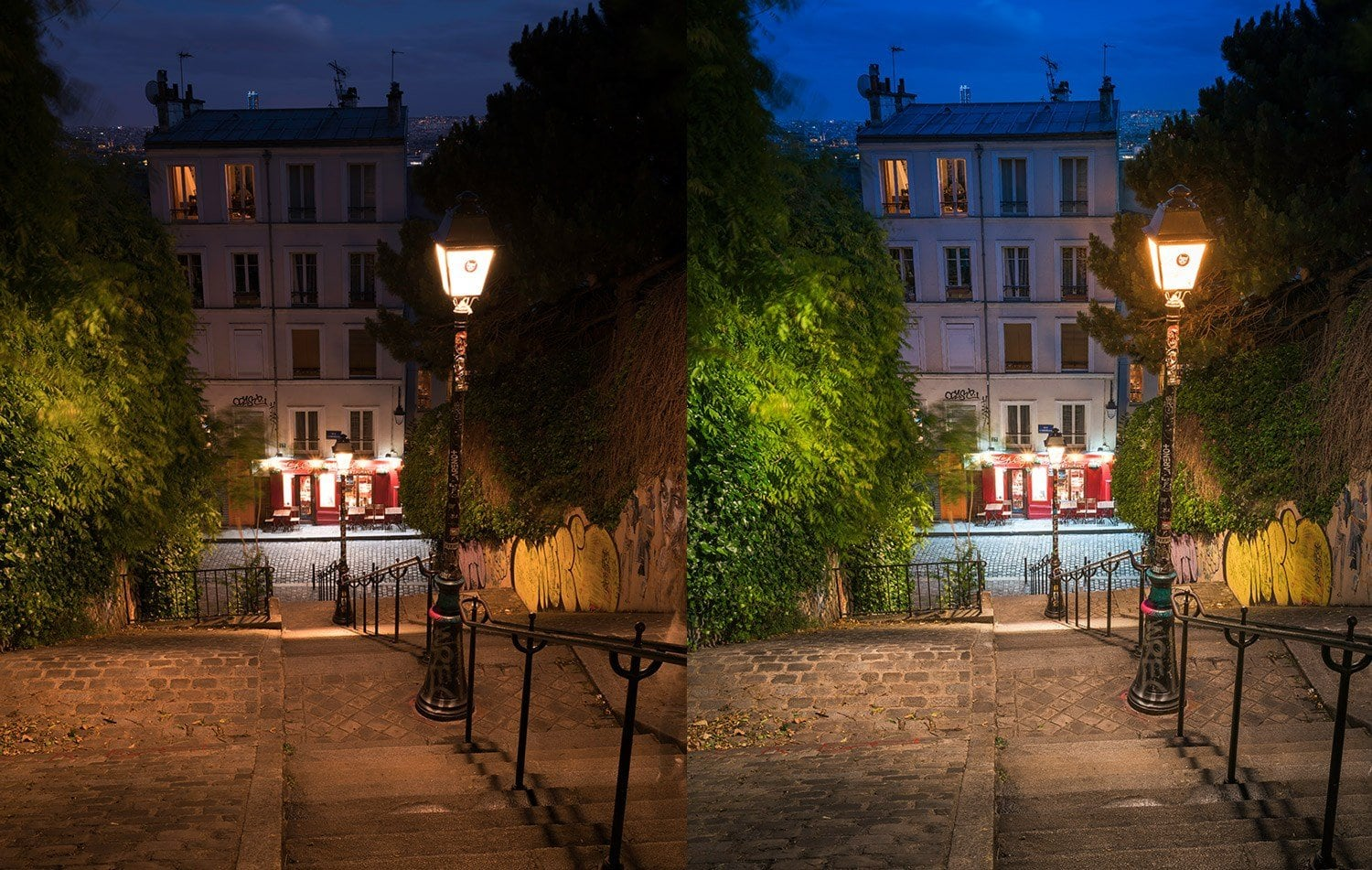 Free-Lightroom-Preset-Evening-Stroll-Before-and-After