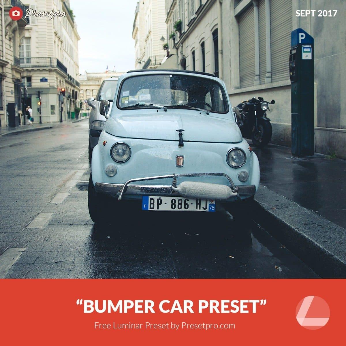 Free-Luminar-Preset-Bumper-Car-Cover