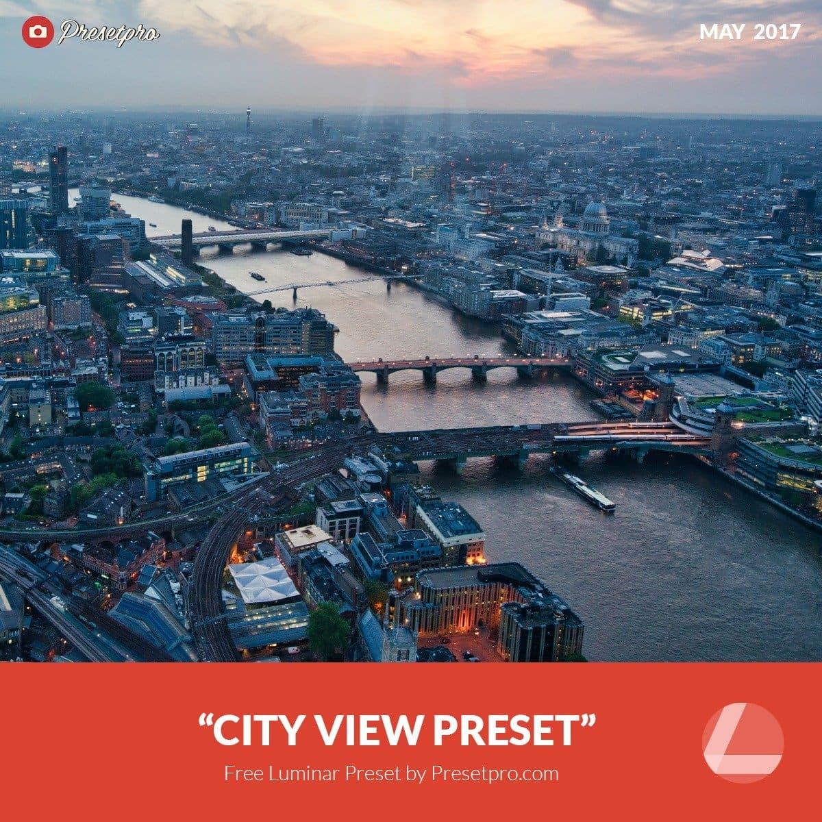 Free-Luminar-Preset-City-View-Presetpro.com