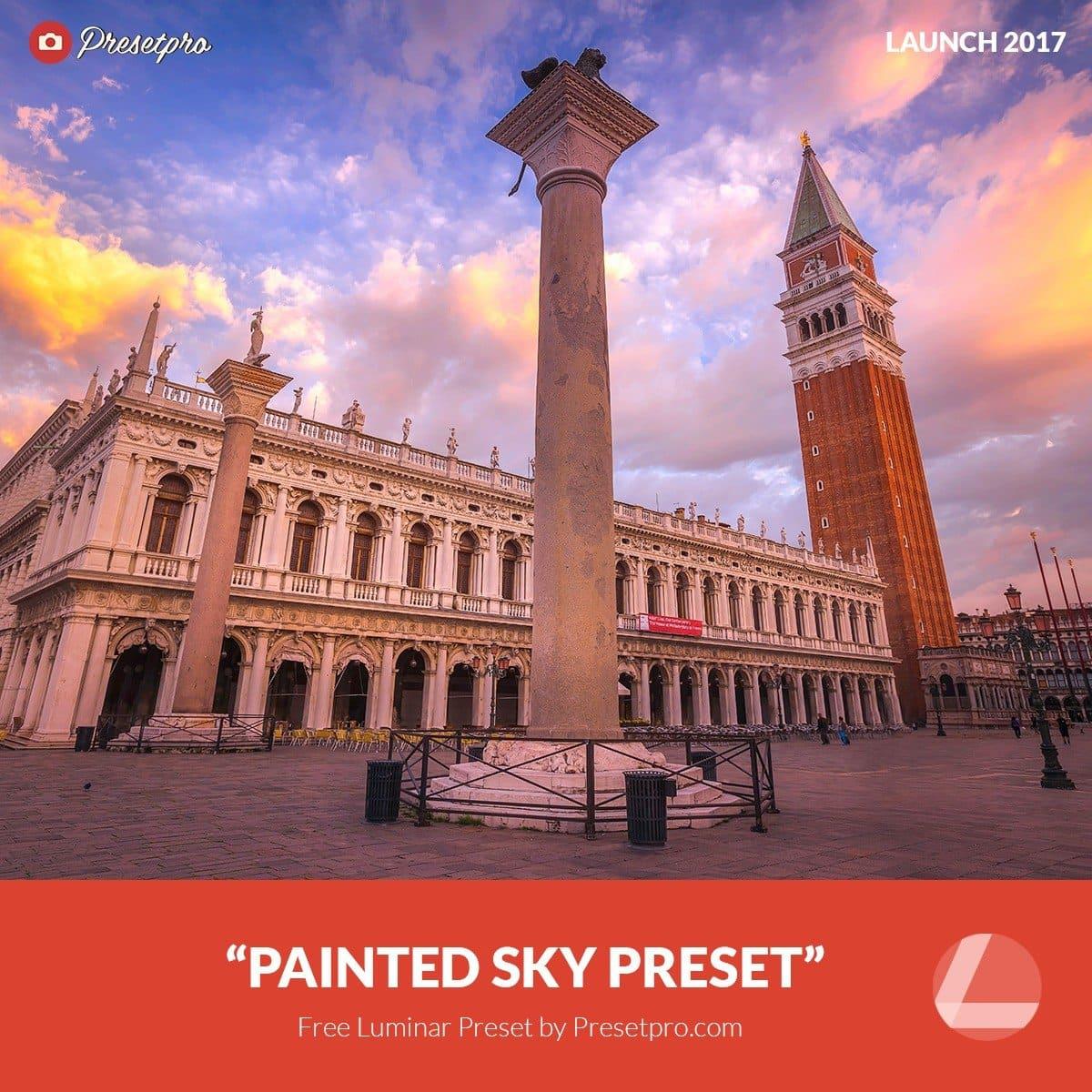 Free-Luminar-Preset-Painted-Sky