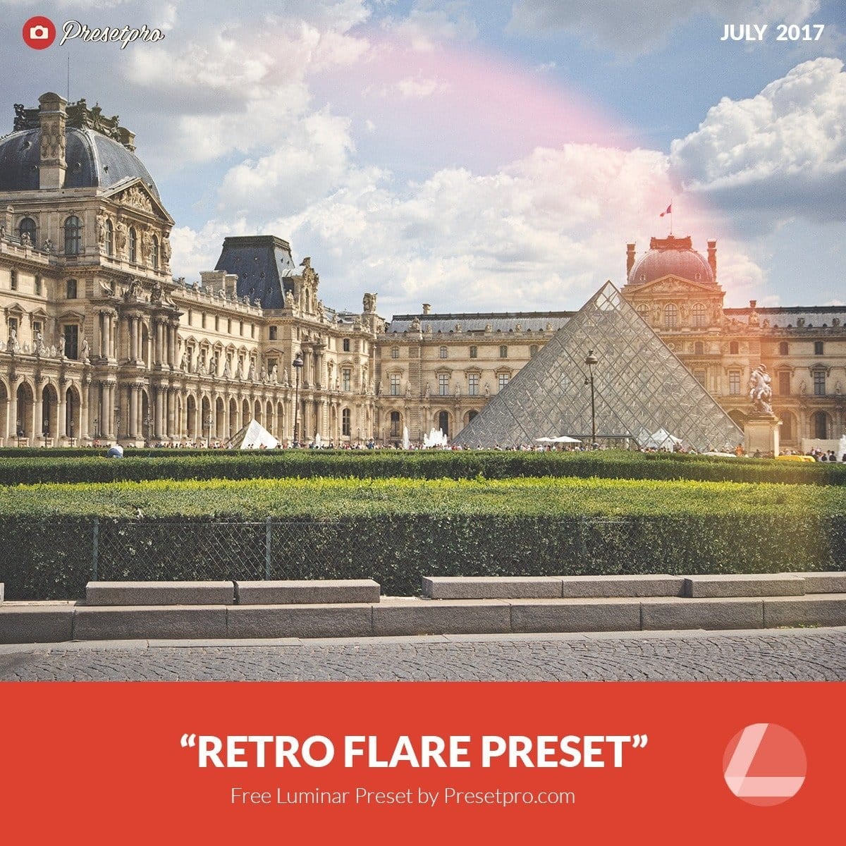 Free-Luminar-Preset-Retro-Flare-Presetpro.com
